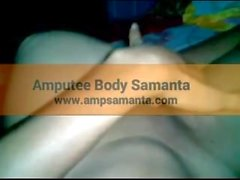masturbate amputee amputee-sex amputee-girl amputee-stump