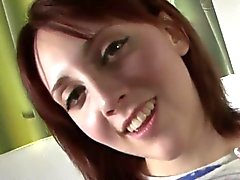 fingering hd pov redhead