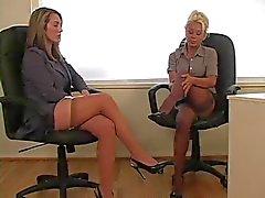 jalka fetissi lesbot sukat