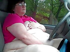 amateur bbw public nudity