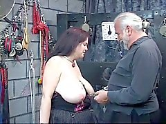 bdsm big boobs brunettes tits