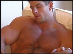 gay jerk muscle hunk