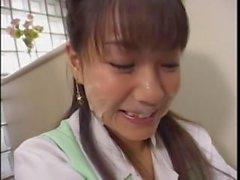eurosmut japonais brunette bébé