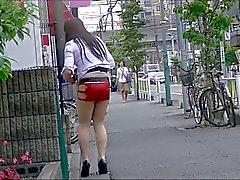 amateur japanese upskirts