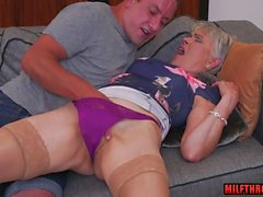 straight blowjob old mature