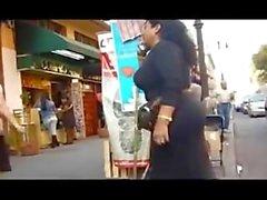 maman mère sincère - maman de grande - bulles de crosse arabo - le cul