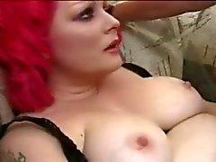amateur bbw big boobs gothic redheads
