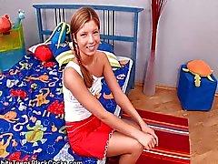 par oralsex teen brunett
