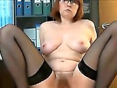 anal granny masturbation