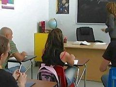 aula insegnante nuda porno educazione porno lezioni