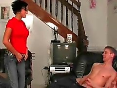 dilettante bisessuali sesso a tre