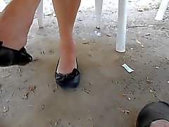 foot fetish upskirts voyeur