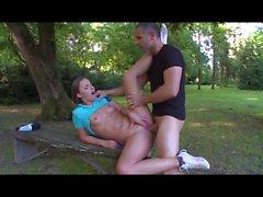 anal nudité en public étudiante sperme sur le cul