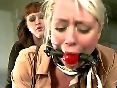 Mistress Has Fun With Her Female Slave!!!!!!!