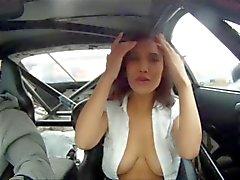 Uppskattade Bil och limosin scener