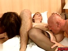 amateur european group sex
