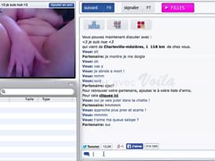 amateur french webcams