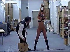 bdsm german hardcore spanking