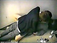 amatööri aasialainen ruskeaverikkö piilokamera
