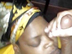 black and ebony facials hd videos