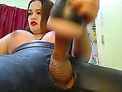 masturbation shemales solo toys webcam