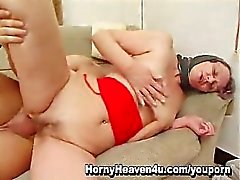 Mature Bitch Fucked Up The Ass