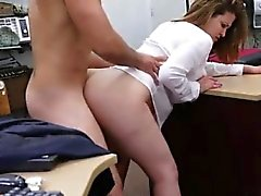 Demi scott blowjob and lelu blowjob Foxy Business Lady Gets