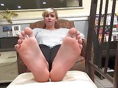 foot fetish hd-video