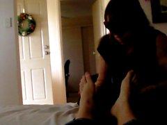 foot fetish massage matures