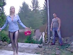 big boobs blondine blowjob gesichts fetisch