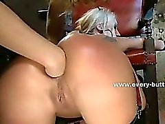 anal ass spanking