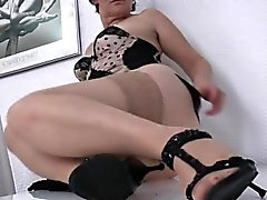 Hairy real mature wife wants a goo Lourdes from 1fuckdatecom