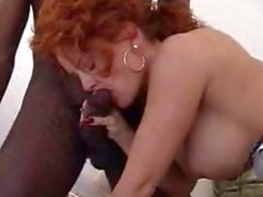 big cock hardcore interracial milf