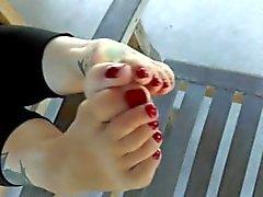 bbw soles foot-fetish feet
