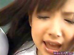 amatööri aasialainen tyttö