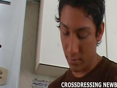 gay men crossdressers hunks masturbation