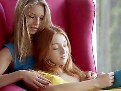 close-ups lésbicas adolescentes