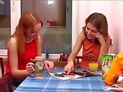 amateur lesbian pissing redhead
