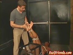 footfriends fetish foot fetish jock tickling bondage bound tied up toes daddy amateur slave fetish gay