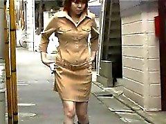 amatööri aasialainen japanilainen milf
