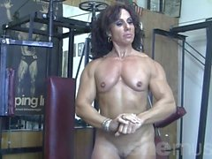 matures muscular women small tits female muscle network