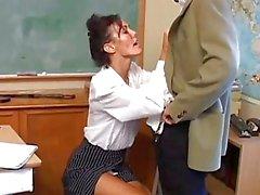 aula maturo milf