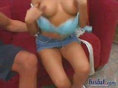 lela star ass pussy-licking latina