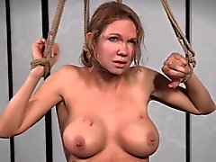 bdsm big boobs blonde fetish hd