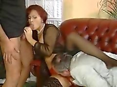 double penetration german group sex milfs threesomes