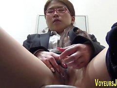 asiático hd japonês masturbação solo