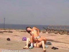 amateur nudité en public russe