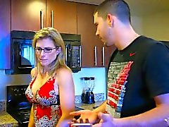 cory chase blackmail mom-and-son blowjob
