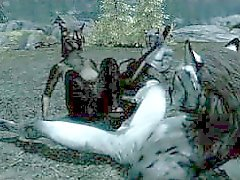 group skyrim 3d furry straight