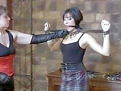 bondage tied-up bound-and-gagged duct-tape-bondage